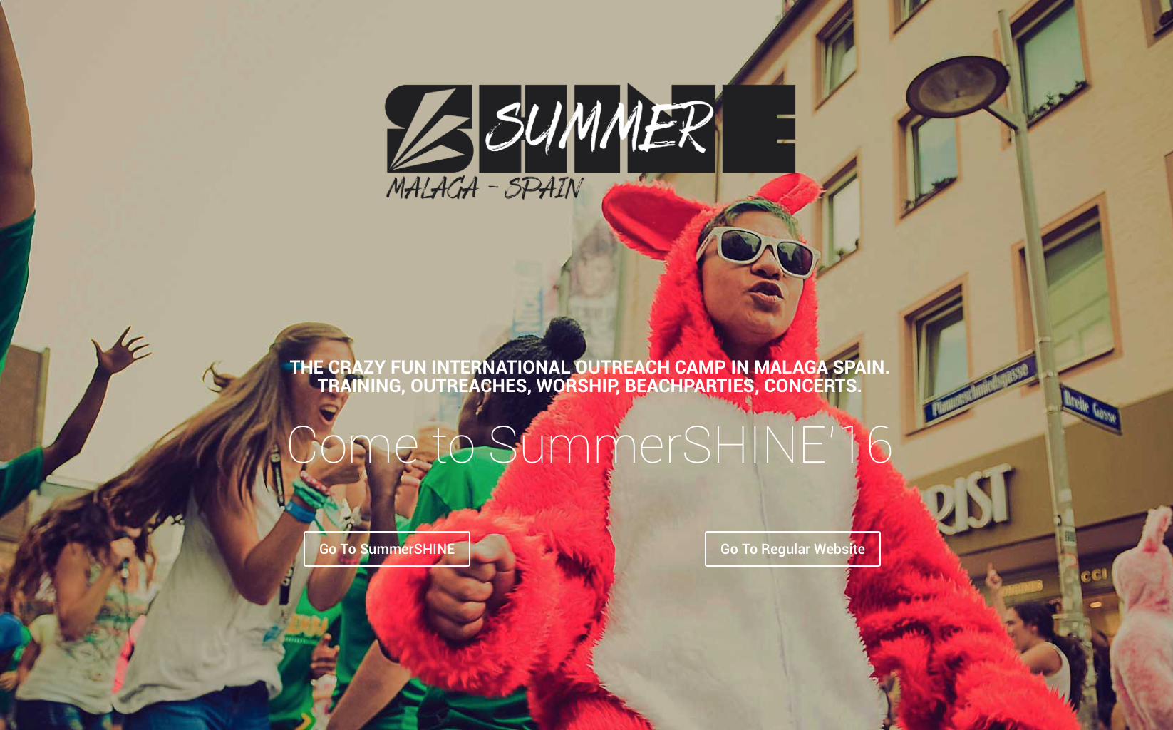 summerSHINE'16 dates are out